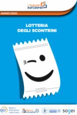 copertina della guida lotteria degli scontrini