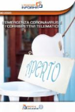 copertina della guida: L'emergenza coronavirus e i corrispettivi telematici