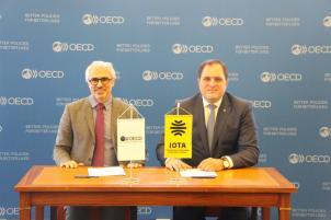 OECD AND IOTA