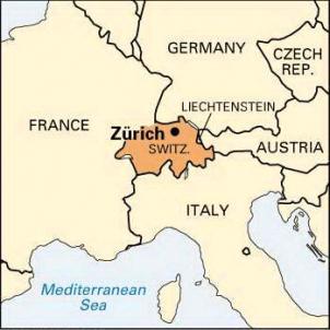 Cartina Zurigo.Fiscooggi It Zurigo Porte Chiuse Ai Miliardari Stranieri Che Cambiano Residenza