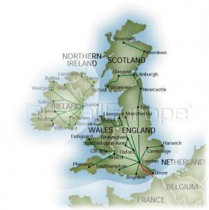 Gran Bretagna Cartina Geografica Politica.Fiscooggi It Gran Bretagna Il Web Abbraccia Anche La Corporation Tax