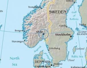 Cartina Politica Norvegia.Fiscooggi It Norvegia Per La Ricerca Un Bonusche Garantisce L Optimum