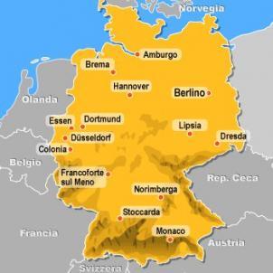 Cartina Fisica Belgio.Fiscooggi It Germania Sui Dati Personali No Al Ricorso Alla Corte Ue