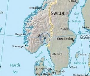 La Norvegia Cartina.Fiscooggi It Norvegia Il Potere Contrattuale Condiziona L Esistenza Della So