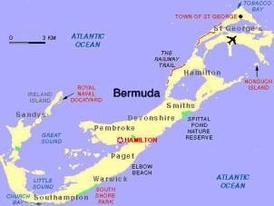 Bermuda scena di incontri